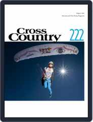 Cross Country (Digital) Subscription August 1st, 2021 Issue