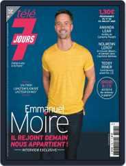 Télé 7 Jours (Digital) Subscription July 17th, 2021 Issue