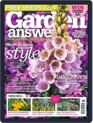 Garden Answers (Digital) Subscription May 1st, 2017 Issue