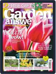 Garden Answers (Digital) Subscription April 1st, 2017 Issue