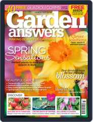 Garden Answers (Digital) Subscription March 1st, 2017 Issue