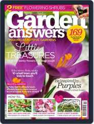 Garden Answers (Digital) Subscription February 1st, 2017 Issue