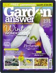 Garden Answers (Digital) Subscription January 1st, 2017 Issue