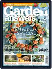 Garden Answers (Digital) Subscription December 1st, 2016 Issue