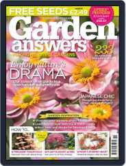 Garden Answers (Digital) Subscription November 1st, 2016 Issue