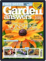 Garden Answers (Digital) Subscription October 1st, 2016 Issue