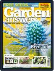 Garden Answers (Digital) Subscription September 1st, 2016 Issue