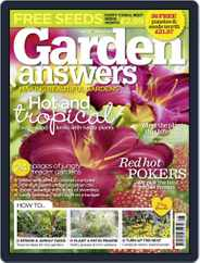 Garden Answers (Digital) Subscription August 1st, 2016 Issue