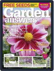 Garden Answers (Digital) Subscription July 1st, 2016 Issue