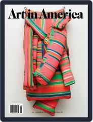 Art in America (Digital) Subscription September 1st, 2017 Issue
