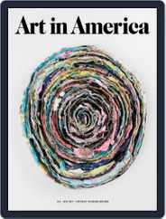 Art in America (Digital) Subscription May 1st, 2017 Issue