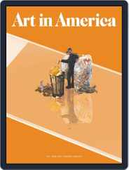 Art in America (Digital) Subscription April 4th, 2017 Issue