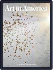 Art in America (Digital) Subscription October 1st, 2016 Issue