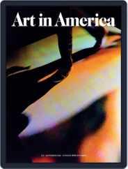 Art in America (Digital) Subscription September 1st, 2016 Issue