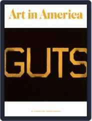 Art in America (Digital) Subscription June 6th, 2016 Issue