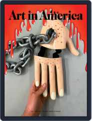 Art in America (Digital) Subscription May 4th, 2016 Issue