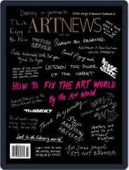 ARTnews (Digital) Subscription December 1st, 2016 Issue