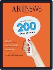 ARTnews (Digital) Subscription August 1st, 2016 Issue