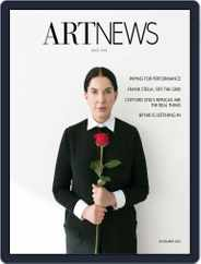 ARTnews (Digital) Subscription November 1st, 2015 Issue