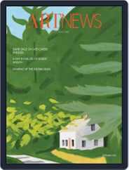 ARTnews (Digital) Subscription September 1st, 2015 Issue