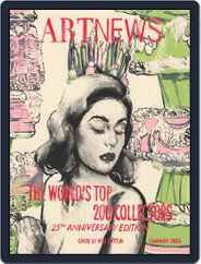 ARTnews (Digital) Subscription July 1st, 2015 Issue