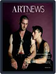 ARTnews (Digital) Subscription February 1st, 2015 Issue