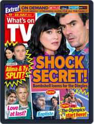 What's on TV (Digital) Subscription July 17th, 2021 Issue