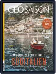 GEO Saison (Digital) Subscription August 1st, 2021 Issue
