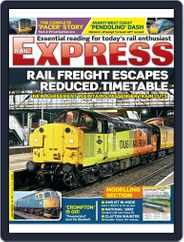 Rail Express (Digital) Subscription August 1st, 2021 Issue