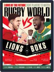 Rugby World (Digital) Subscription August 1st, 2021 Issue