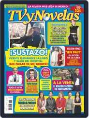 TV y Novelas México (Digital) Subscription July 12th, 2021 Issue