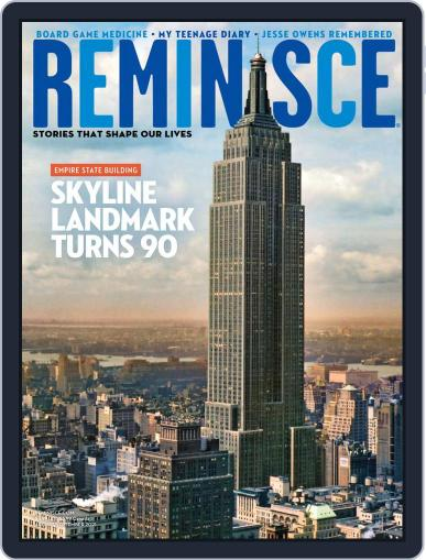 Reminisce (Digital) August 1st, 2021 Issue Cover