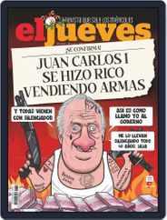 El Jueves (Digital) Subscription July 13th, 2021 Issue