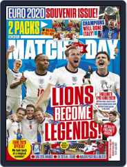 Match Of The Day (Digital) Subscription July 14th, 2021 Issue
