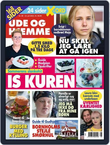 Ude og Hjemme (Digital) July 14th, 2021 Issue Cover