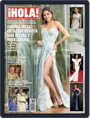 ¡Hola! Mexico (Digital) Subscription July 29th, 2021 Issue
