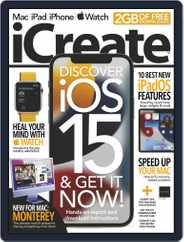 iCreate (Digital) Subscription July 1st, 2021 Issue