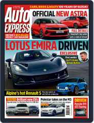 Auto Express (Digital) Subscription July 14th, 2021 Issue