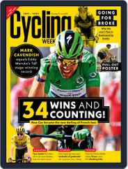 Cycling Weekly (Digital) Subscription July 15th, 2021 Issue