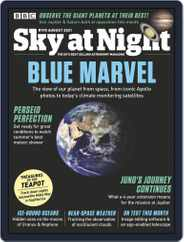 BBC Sky at Night (Digital) Subscription August 1st, 2021 Issue