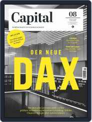 Capital Germany (Digital) Subscription August 1st, 2021 Issue