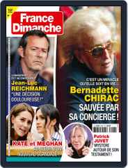 France Dimanche (Digital) Subscription July 16th, 2021 Issue