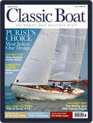 Classic Boat (Digital) Subscription August 1st, 2021 Issue