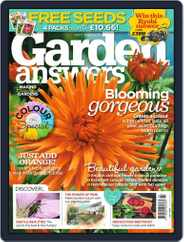 Garden Answers (Digital) Subscription July 1st, 2021 Issue