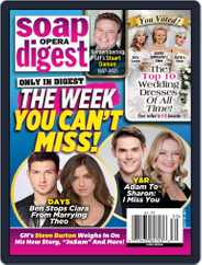Soap Opera Digest (Digital) Subscription July 26th, 2021 Issue