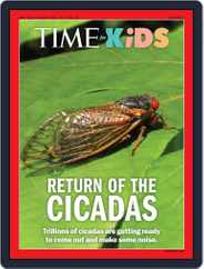 TIME for Kids Family (Age 5+) Magazine (Digital) Subscription April 30th, 2021 Issue