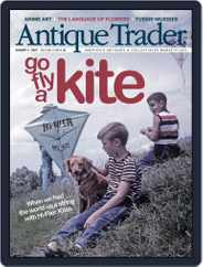 Antique Trader (Digital) Subscription August 1st, 2021 Issue