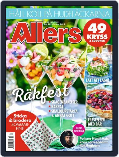 Allers (Digital) July 20th, 2021 Issue Cover
