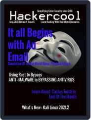 Hackercool Magazine (Digital) Subscription June 1st, 2021 Issue
