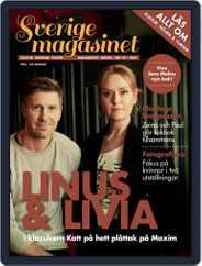 Sverigemagasinet Magazine (Digital) Subscription October 20th, 2021 Issue